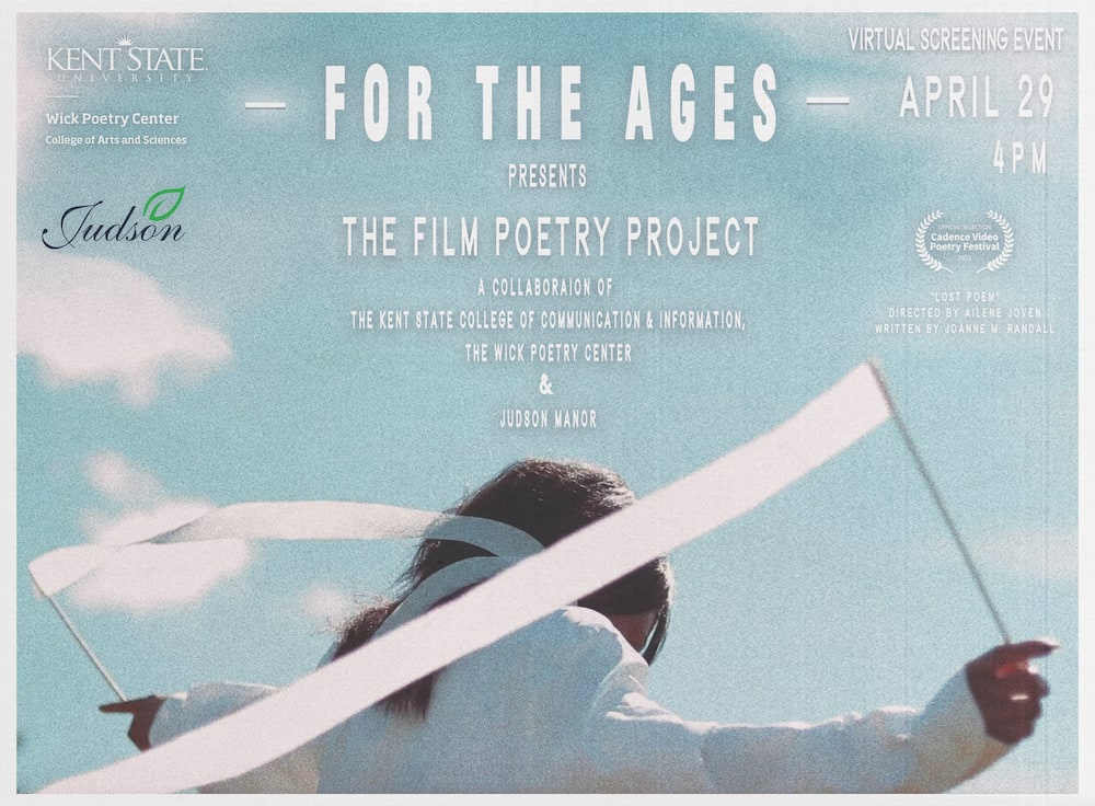 "For the Ages ""Film Poetry Project"""